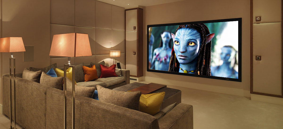 Home Cinema_Clever Association_ Media Room