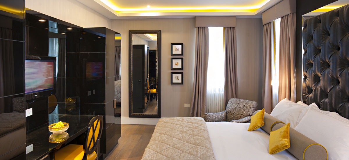 Hotel technology_Hotel lighting solution